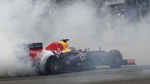 STUD: Sebastian Vettel