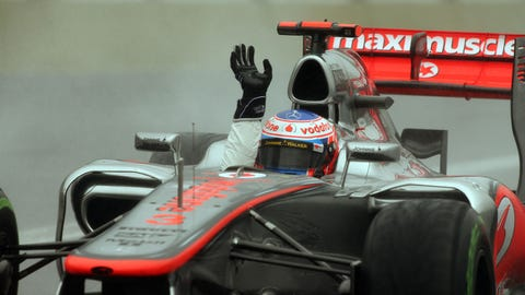 STUD: Jenson Button