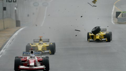 The 2003 Brazilian GP