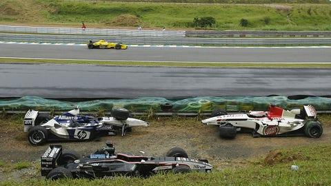The 2003 Brazilian GP