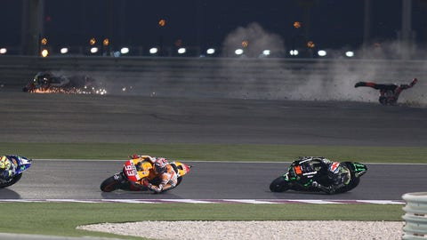 The 2014 MotoGP season