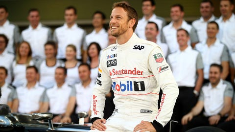 Jenson Button's F1 career