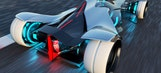 Infiniti SYNAPTIQ: A wearable racecar you control with your mind