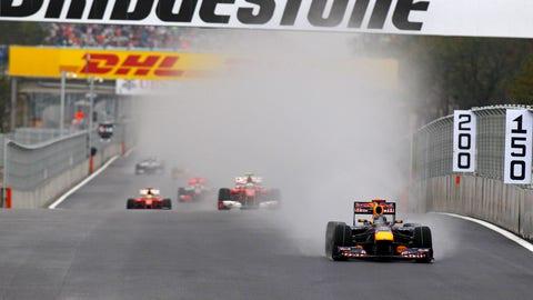 The 2010 Korean GP