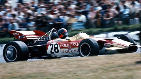 Emerson Fittipaldi's racing career