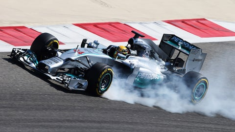 February: Here comes the Mercedes W05 Hybrid