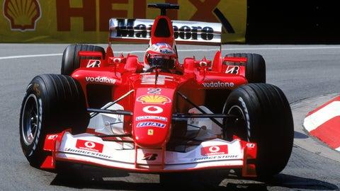 2003: Ferrari F2003-GA
