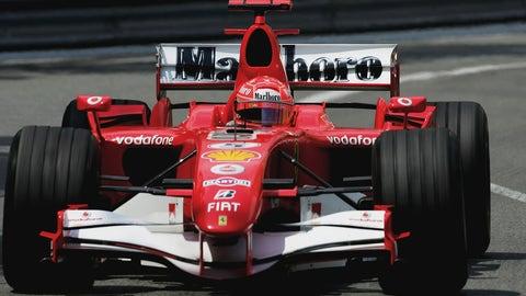2006: Ferrari 248-F1