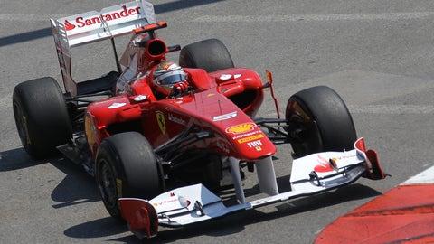 2011: Ferrari 150 Italia