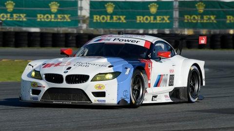 2015 TUDOR United Sportscar Championship Daytona Testing