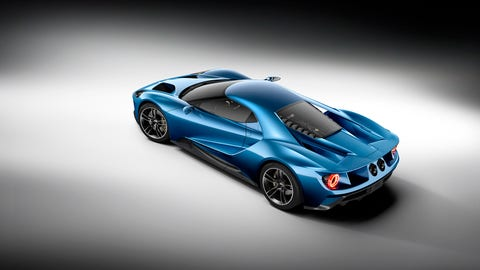 Photos: All-new Ford GT