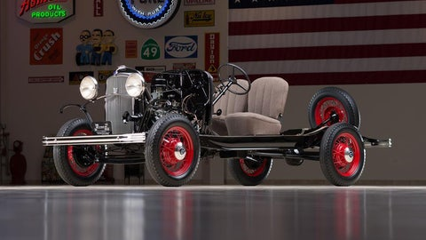 Ron Pratte's car collection