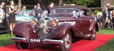Arizona Concours: 1937 Mercedes-Benz takes best of show