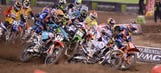 SX: Top shots – racing action from Anaheim 2