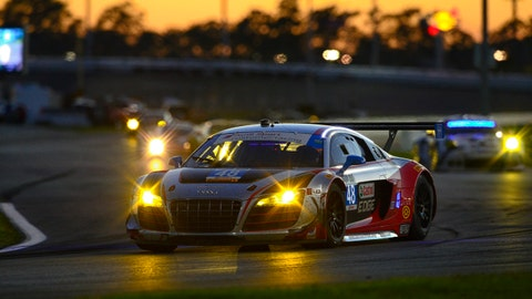 53rd running of the Rolex 24 at Daytona