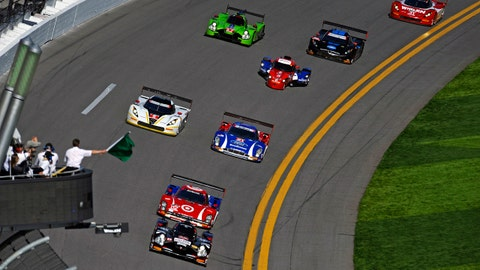 53rd running of the Rolex 24 at Daytona