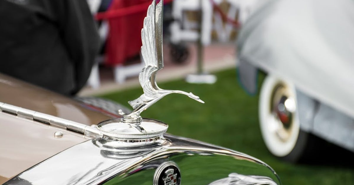 Hood Ornaments From The Arizona Concours Fox Sports
