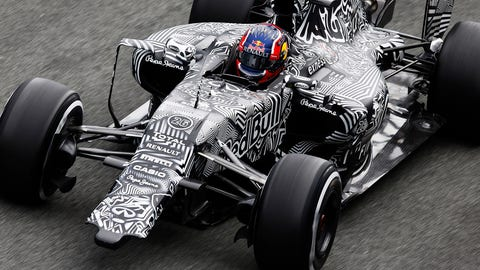 Formula One Testing In Jerez - Day 2