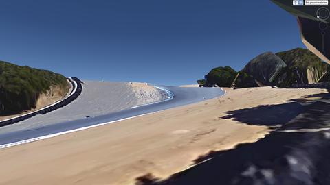 Racetracks on Google Earth Pro