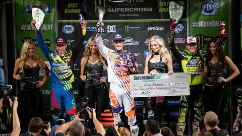 Monster Energy Supercross from Arlington