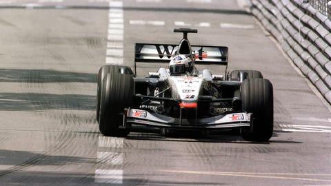 F1: Gallery of McLaren's last 30 race cars