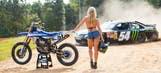 Worlds collide: Atlanta plays host to NASCAR, Supercross doubleheader