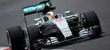 Defending champ Hamilton fastest on penultimate day of F1 testing