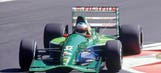 Green means go! Gallery of green F1 cars