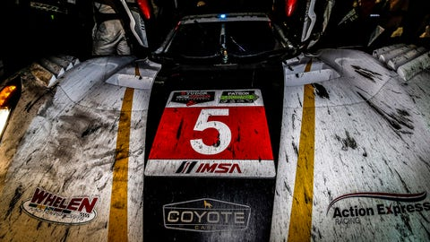 TUDOR Championship: Shots from Sebring