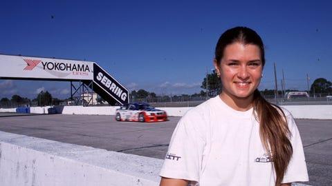 Danica Patrick's racing career in photos