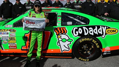 Danica Patrick's racing career in photos