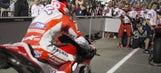 MotoGP: Dovizioso targets victory on fast new Ducati