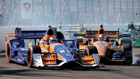 The 2015 Grand Prix of St Pete in pictures