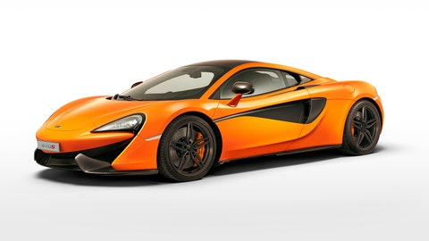 The all-new McLaren 570S Coupe
