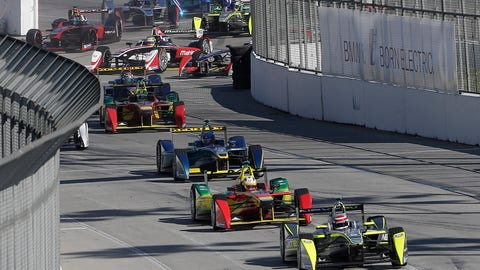 Photos from the 2015 Long Beach ePrix