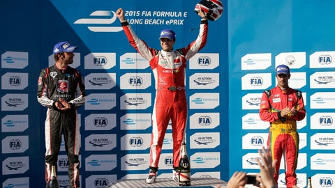 Photos from the 2015 Long Beach ePrix