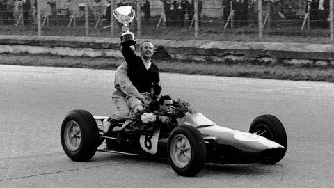 Remembering F1 legend Jim Clark