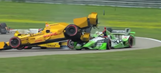 Hunter-Reay ready to move on after controversial crash at NOLA