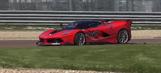 Listen to the new Ferrari LaFerrari FXX K tear up the track