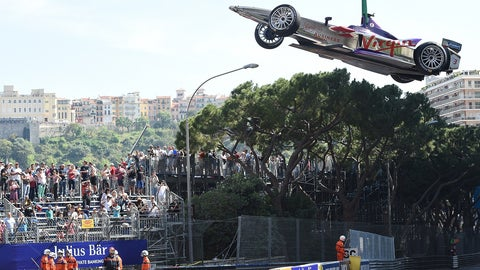 Photos from the Monaco ePrix