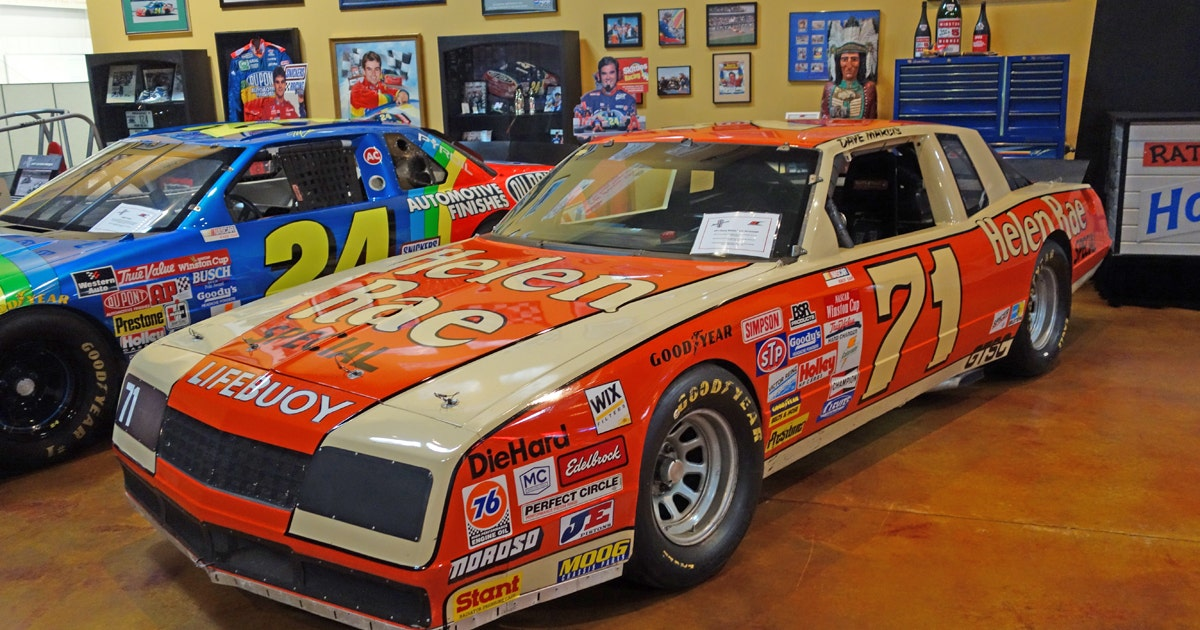 A Visit To Ray Evernham S Racing And Road Car Collection