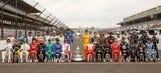 The starting lineup for the 2015 Indianapolis 500 in photos