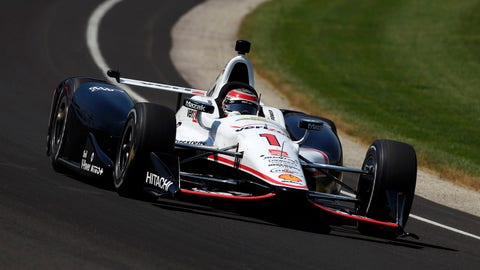 2nd: Will Power