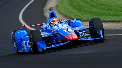 4th: Tony Kanaan