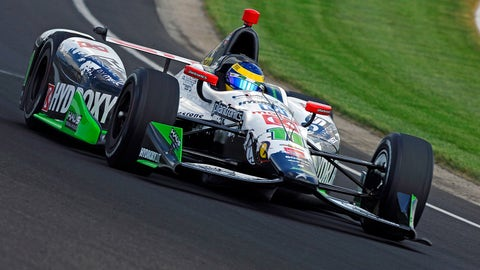 7th: Sebastien Bourdais