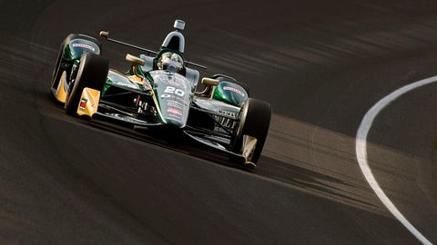 12th: Ed Carpenter