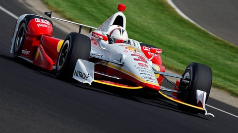 5th: Helio Castroneves