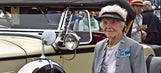 Classic car community's matriarch, 104, dies during California rally