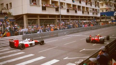 1988 Monaco Grand Prix