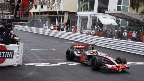 2008 Monaco Grand Prix